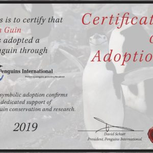 Adopt-a-Penguin