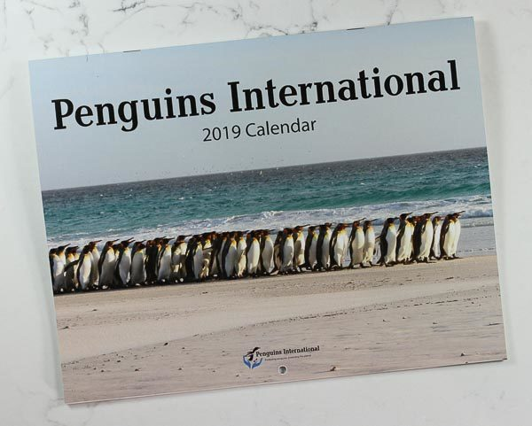 Calendar front cover
